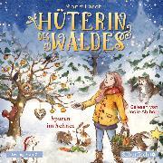 Cover-Bild zu Larch, Mona: Hüterin des Waldes 4: Spuren im Schnee (Audio Download)
