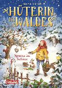 Cover-Bild zu Larch, Mona: Hüterin des Waldes 4: Spuren im Schnee (eBook)