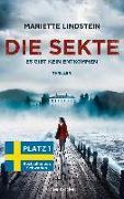 Cover-Bild zu Lindstein, Mariette: Die Sekte - Es gibt kein Entkommen