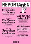 Cover-Bild zu Schaffhaus, Bettina: Reportagen #32