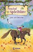 Cover-Bild zu Young, Pippa: Ponyhof Apfelblüte 6 - Julia und Smartie