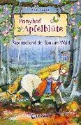 Cover-Bild zu Young, Pippa: Ponyhof Apfelblüte 8 - Rapunzel und der Spuk im Wald