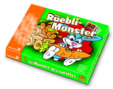 Cover-Bild zu Rüebli Monster