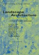 Cover-Bild zu Waldheim, Charles: Landscape Architecture in Mutation
