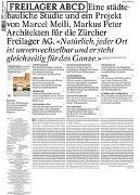 Cover-Bild zu Marcel Meili, Markus Peter Architekten (Hrsg.): Freilager ABCD