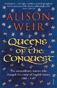Cover-Bild zu Weir, Alison: Queens of the Conquest (eBook)
