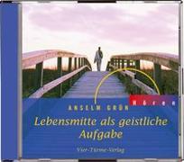 Cover-Bild zu CD: Lebensmitte als geistliche Aufgabe