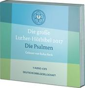 Cover-Bild zu Die große Luther-Hörbibel 2017. Die Psalmen