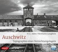 Cover-Bild zu Auschwitz. Topographie eines Vernichtungslagers