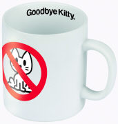 Cover-Bild zu Goodbye Kitty Tasse