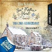 Cover-Bild zu Barksdale, Ellen: Tee? Kaffee? Mord!, Folge 6: Tod eines Schneemanns (Audio Download)