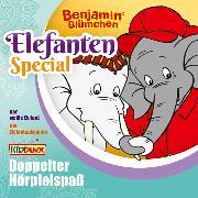 Cover-Bild zu Benjamin Blümchen - Elefanten-Special (Audio Download) von Andreas, Vincent