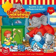 Cover-Bild zu Benjamin Blümchen - Folge 141: Nachts in der Erfinderwerkstatt (Audio Download) von Andreas, Vincent