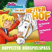 Cover-Bild zu Bibi Blocksberg - auf dem Reiterhof (Der Reiterhof Teil 1/ Der Reiterhof Teil 2) (Audio Download) von Herzog, Ulli