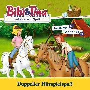 Cover-Bild zu Bibi & Tina - Zelten macht Spaß! (Das Zeltlager/ Spuk im Wald) (Audio Download) von Dittrich, Markus