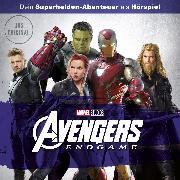 Cover-Bild zu Avengers - Endgame (Audio Download) von Bingenheimer, Gabriele