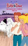 Cover-Bild zu Bibi & Tina - Im Land der weißen Pferde (eBook) von Gürtler, Stephan