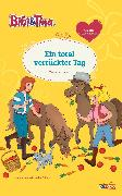 Cover-Bild zu Bibi & Tina - Ein total verrückter Tag (eBook) von Andreas, Vincent