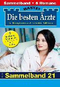 Cover-Bild zu Die besten Ärzte 21 - Sammelband (eBook) von Winter, Isabelle