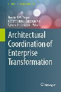 Cover-Bild zu Architectural Coordination of Enterprise Transformation (eBook) von Proper, Henderik A. (Hrsg.)