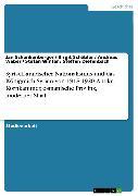Cover-Bild zu Syrisch-arabischer Nationalismus und das Königreich Syrien von 1918-1920. Antike Kornkammer, osmanische Provinz, moderner Staat (eBook) von Diefenbach, Steffen