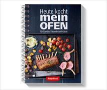 Cover-Bild zu Heute kocht mein Ofen