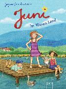 Cover-Bild zu Steinleitner, Jona: Juni im Blauen Land (eBook)