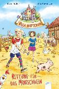 Cover-Bild zu Müller, Karin: Villa Hufschuh (2). Rettung für das Minischwein (eBook)
