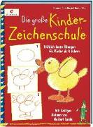 Cover-Bild zu Die grosse Kinder-Zeichenschule von Türk, Hanne