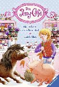 Cover-Bild zu Allert, Judith: Das Pony-Café, Band 6: Klassenfahrt auf den Bauernhof (eBook)