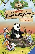 Cover-Bild zu Allert, Judith: Die wilde Baumhausschule, Band 2: Ein bärenstarker Rettungsplan (eBook)