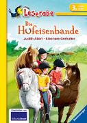 Cover-Bild zu Allert, Judith: Die Hufeisenbande - Leserabe 3. Klasse - Erstlesebuch für Kinder ab 8 Jahren