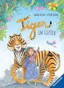 Cover-Bild zu Allert, Judith: Tiger im Gepäck