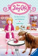 Cover-Bild zu Allert, Judith: Das Pony-Café, Band 1: Schokotörtchen zum Frühstück