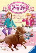 Cover-Bild zu Allert, Judith: Das Pony-Café, Band 2: Chili, Schote und jede Menge Chaos