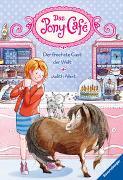 Cover-Bild zu Allert, Judith: Das Pony-Café, Band 4: Der frechste Gast der Welt