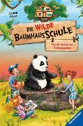 Cover-Bild zu Allert, Judith: Die wilde Baumhausschule, Band 2: Ein bärenstarker Rettungsplan