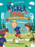 Cover-Bild zu Nahrgang, Frauke: Das Kickerteam / Die Kickerbande (3). Wir gewinnen den Pokal!