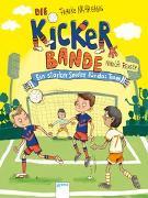 Cover-Bild zu Nahrgang, Frauke: Die Kickerbande (4). Ein starker Spieler für das Team