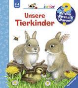 Cover-Bild zu Nahrgang, Frauke: Unsere Tierkinder