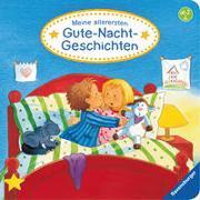 Cover-Bild zu Nahrgang, Frauke: Meine allerersten Gute-Nacht-Geschichten