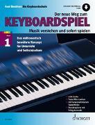 Cover-Bild zu Benthien, Axel: Der neue Weg zum Keyboardspiel