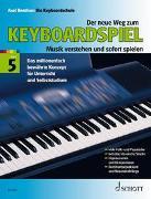 Cover-Bild zu Benthien, Axel (Komponist): Der neue Weg zum Keyboardspiel