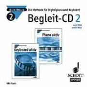 Cover-Bild zu Benthien, Axel: Piano aktiv / Keyboard aktiv