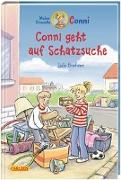 Cover-Bild zu Boehme, Julia: Conni-Erzählbände 36: Conni geht auf Schatzsuche