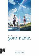 Cover-Bild zu Shinkai, Makoto: your name (eBook)