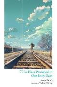 Cover-Bild zu Makoto Shinkai: The Place Promised in Our Early Days