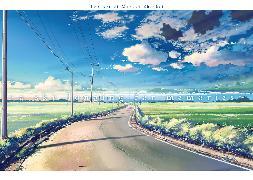 Cover-Bild zu Shinkai, Makoto: A Sky Longing for Memories