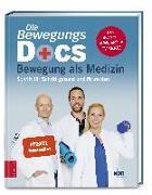 Cover-Bild zu Hümmelgen, Melanie: Die Bewegungs-Docs - Bewegung als Medizin