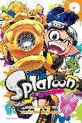 Cover-Bild zu Hinodeya, Sankichi: Splatoon, Vol. 9